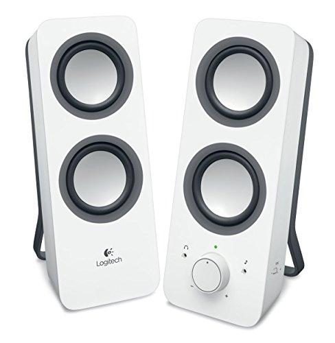 Logitech Z200 2.1 Lautsprecher mit Subwoofer, Surround Sound, 10 Watt...