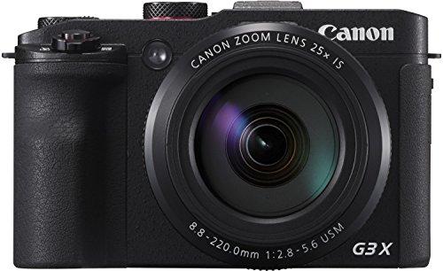 Canon PowerShot G3 X Digitalkamera - mit Ultra-Weitwinkelobjektiv (20,2 MP,...