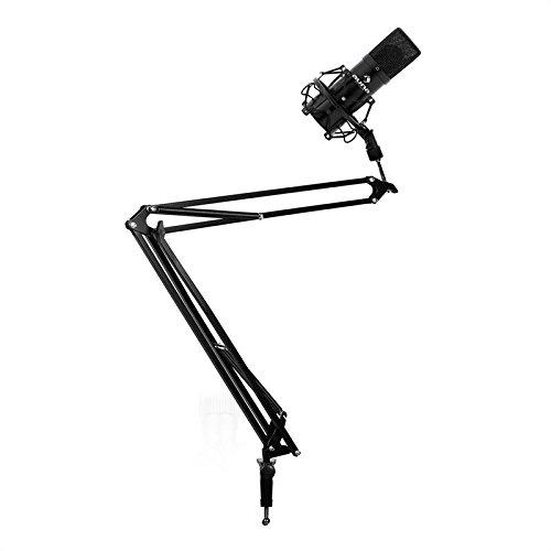 auna MIC-900B - Studio Mikrofon Set, USB-Mikrofon, Kondensatormikrofon mit...