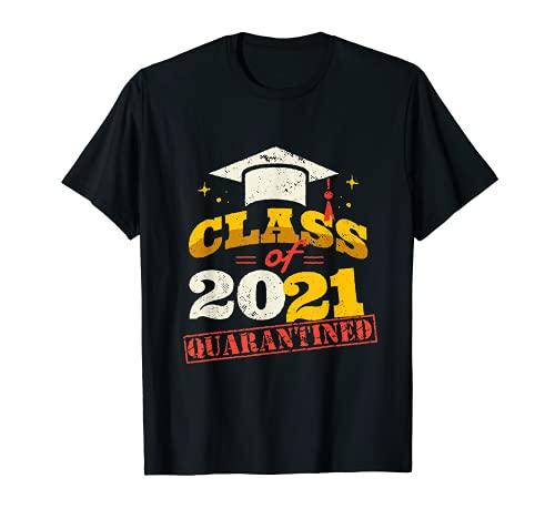 Abschluss Klasse 2021 Schulabschluss Hauptschule Realschule T-Shirt
