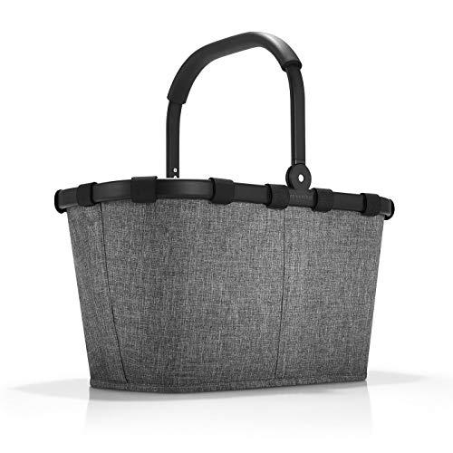 Reisenthel carrybag Frame Twist Silver Sporttasche, 48 cm, 22L, Twist Silver