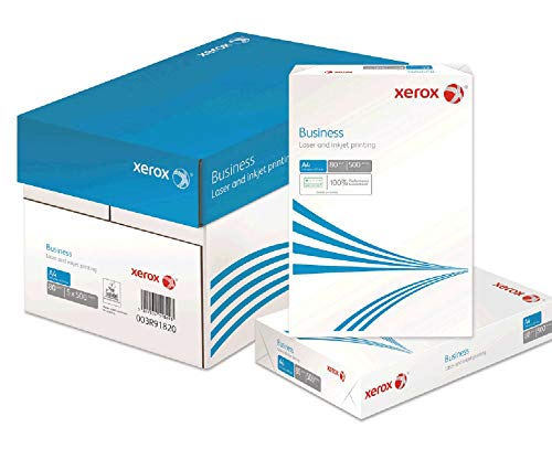 Xerox 003R91820 Business Kopierpapier Druckerpapier Universalpapier DIN A4, 80...