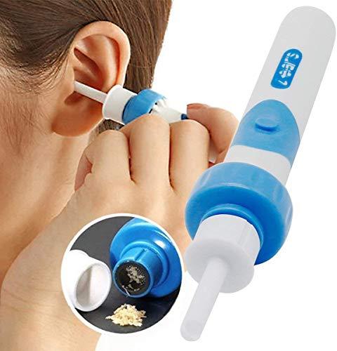 HYCy Elektrischer Ohrenreiniger Für Kinder Und Erwachsene, Ear Wax Cleaner...