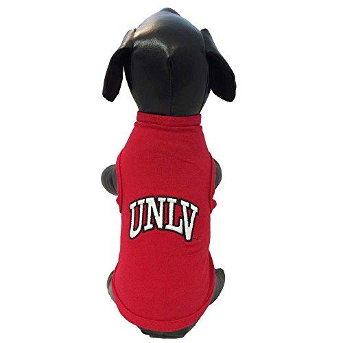 All Star Dogs NCAA UNLV Rebels Baumwolle Lycra Hund Tank Top