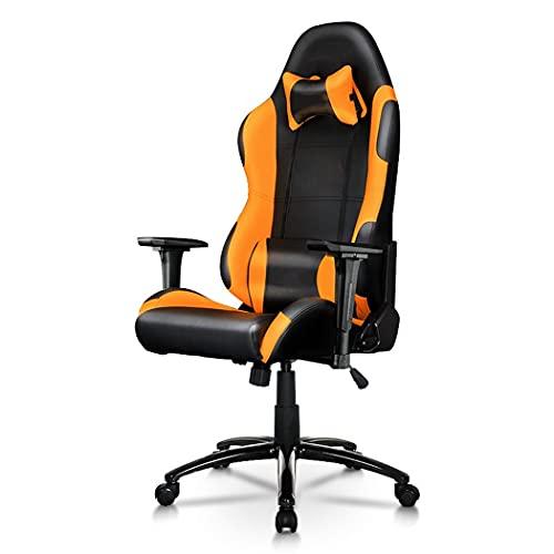 huasa Gaming Stuhl für Große Gamer bestens geeignet,Atmungsaktivem Weichen...