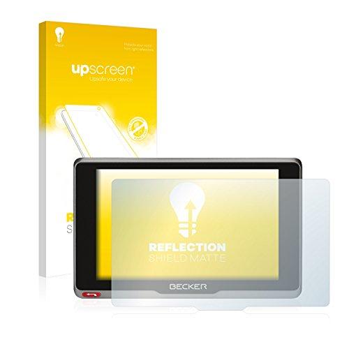 upscreen Entspiegelungs-Schutzfolie kompatibel mit Becker Active.7sl EU –...