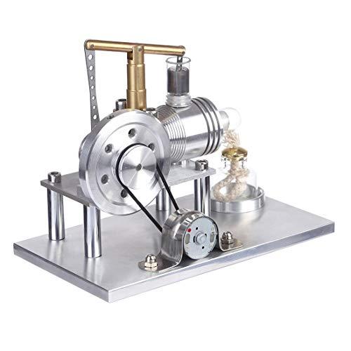 YOUX Stirlingmotor, Balance-Stirling-Generator-Modell, Stirlingmotor...