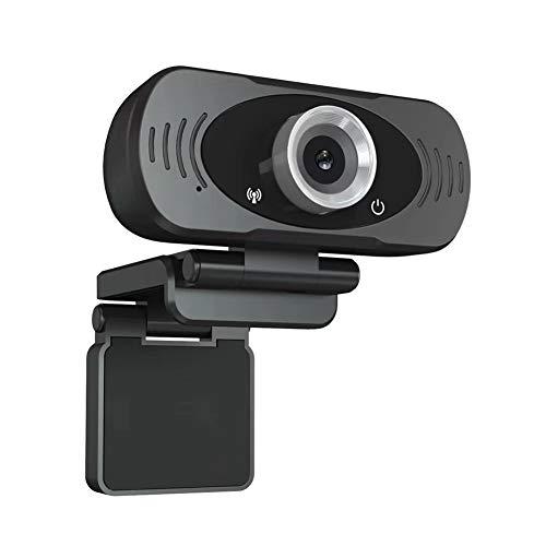 SimpleMfD HD 1080P USB-Webcam Eingebautes Mikrofon Plug-Play-Camcorder Webkamera...