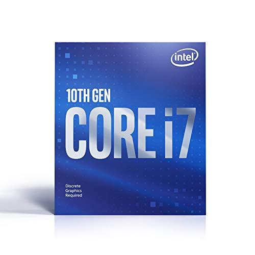Intel Core i7-10700F (Basistakt: 2,90GHz; Sockel: LGA1200; 65 Watt) Box,...