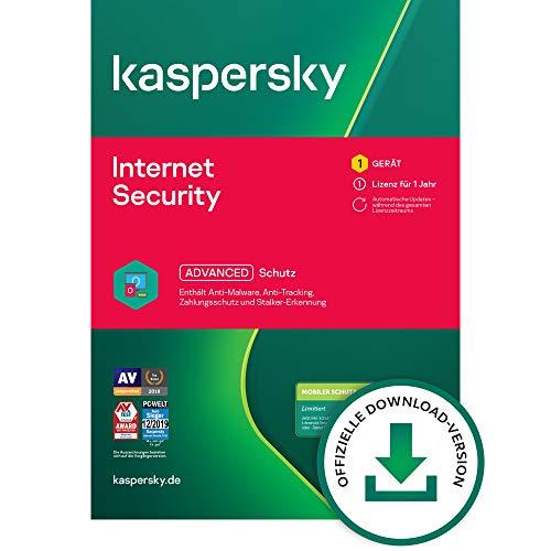 Kaspersky Internet Security 2021 Standard   1 Gerät   1 Jahr  ...