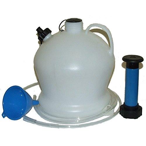 BMS 4 Liter Ölflüssigkeitsauger Pumpe Siphon Transfer Wasser Motor Vakuum