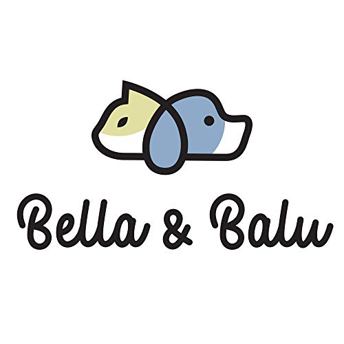 Bella & Balu Katzengeschirr inkl. Leine – ausbruchssicheres und Robustes...