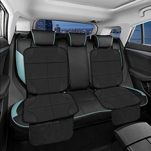 2 Stück Autositzschoner, Sitzschoner Auto Kindersitz, Kriogor Rutschfest und...