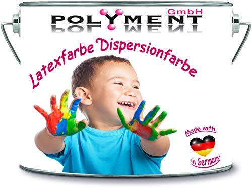 Dispersionsfarbe strapazierfähige Latexfarbe Wandfarbe in vielen einzigartigen...