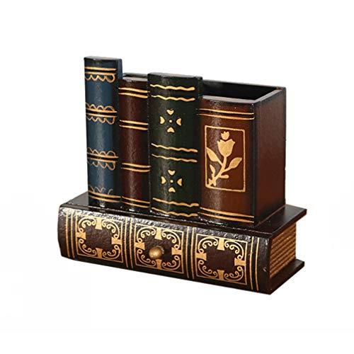 Nicexmas Falsches Buch, Vintage, Antik, Buch, dekorativ, künstliches Buch,...