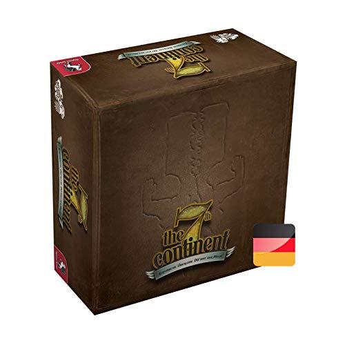 The 7th Continent Classic Edition - Grundspiel – Deutsche Version –...