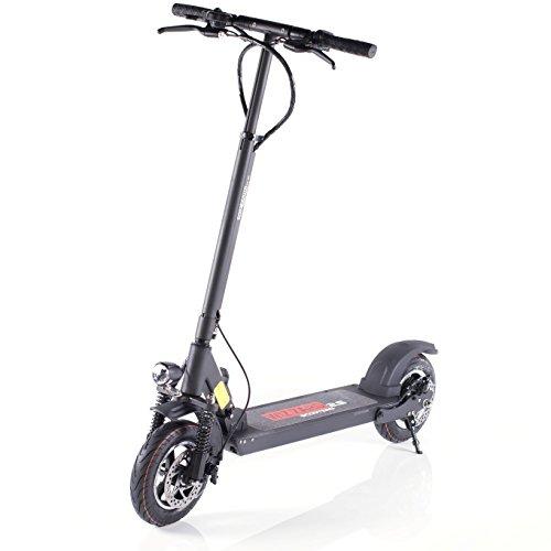 Wizzard Elektro Scooter 2.5S City E Roller mit 40 Km/h Geschwindigkeit und 50 Km...
