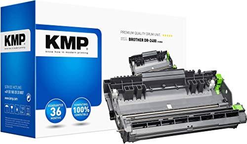 KMP Trommeleinheit ersetzt Brother DR-2400, DR2400 Kompatibel Schwarz 12000...