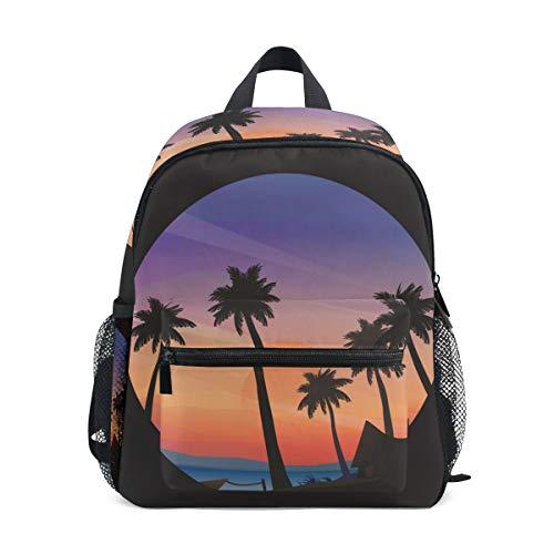 Kleiner Rucksack für Mädchen, Jungen, Kinder, Reisen, Tagesrucksack,...