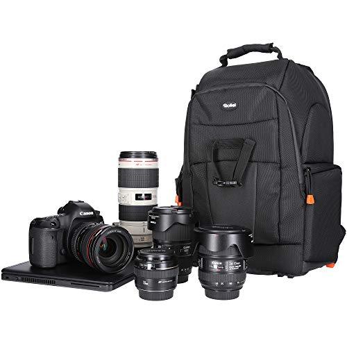 Rollei Fotoliner Fotorucksack M I großer Kamerarucksack I Daypack I inkl....