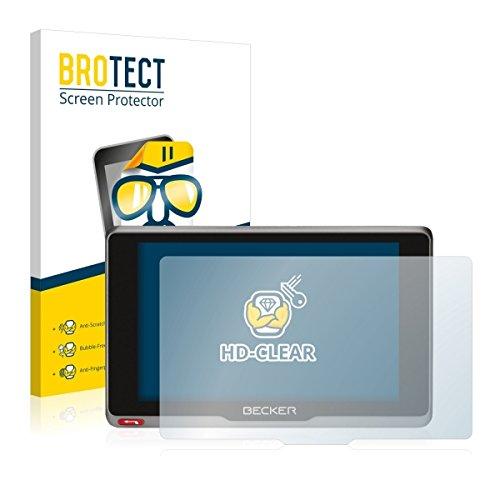 2X BROTECT HD Clear Displayschutz Schutzfolie für Becker Active.7sl EU...