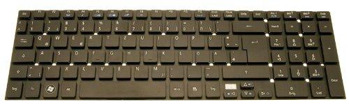 Tastatur, deutsch (DE) NK.I1713.05P für Acer Aspire 5755, 5755G, 5830G, 5830T,...