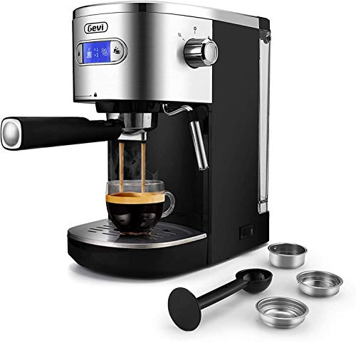 Kaffeebereiter Barsetto 12-Tassen-Kaffeemaschine Edelstahl programmierbare...