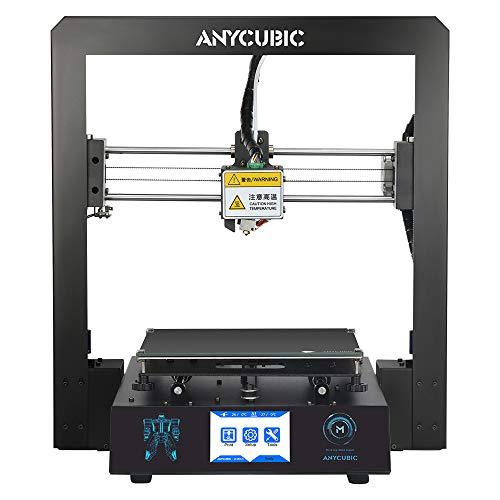 ANYCUBIC I3 Mega 3D Drucker Kit mit größerem Druckbereich und Ultrabase...