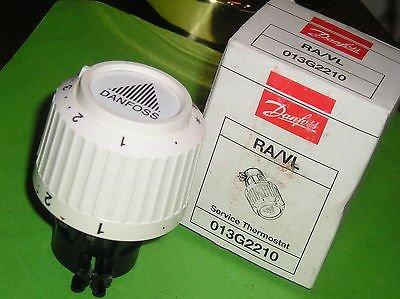 Thermostat Danfoss 013G2210NEU