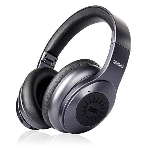 Over-Ear Bluetooth Wireless Noise Cancelling Kopfhörer - August EP765 -...