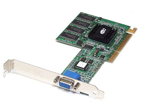 ATI Technologies ATI Rage 128 32MB SDRAM AGP 3.3V VGA Graphics Card/Grafikkarte...