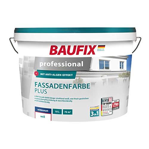 Fassadenfarbe Weiß Test : baufix fassadenfarbe test auf vvwn ~ Watch28wear.com Haus und Dekorationen