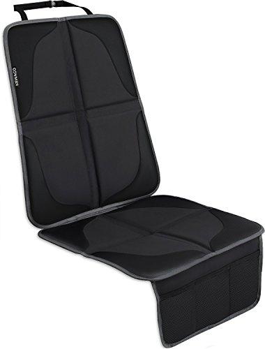Kewago Premium Kindersitzunterlage, Autositzauflage - Autositzschoner ISOFIX...