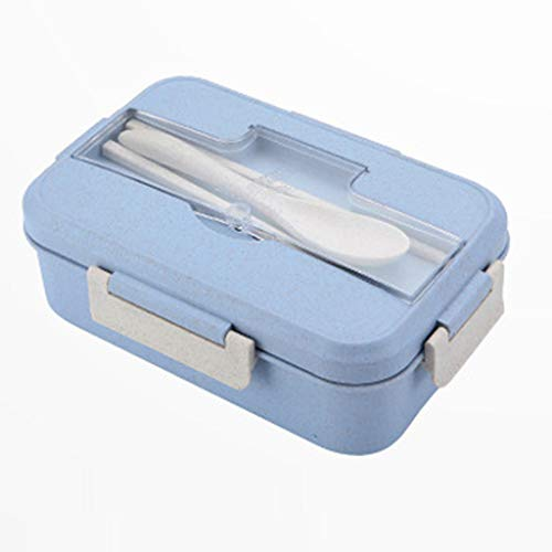 duquanxinquan Bento Box Brotdose Frischhaltedose Snackbox Vesperdose Kunststoff...