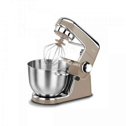 Korkmaz Festy Mix | Rührmaschine | Küchenmaschine | 1000 W | Grau |