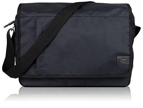 """Camel Active Messenger Bag Umhängetasche für Damen und Herren mit 15""""..."""