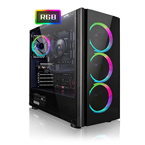Megaport Gaming PC AMD Ryzen 5 2600X 6 x 4.20 GHz Turbo • Nvidia GeForce GTX...