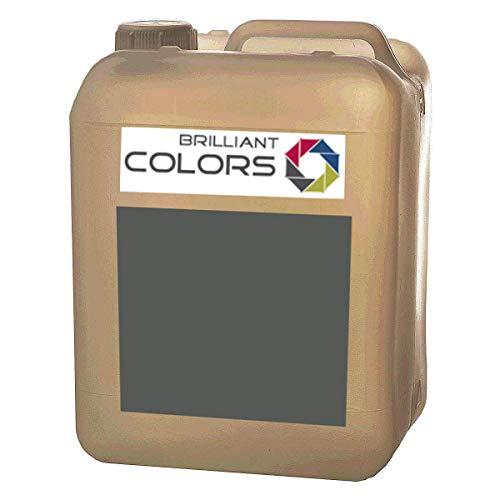 5 Liter grau Betonbodenfarbe'Brilliant Colors' Betonfarbe Bodenfarbe...