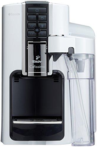 Tchibo Saeco Cafissimo Latte Kapselmaschine (für Kaffee, Espresso,Caffé...