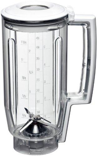 Bosch Mixer-Aufsatz MUZ5MX1, Füllmenge 1,25 Liter, Kunststoff, Mixen von Shakes...