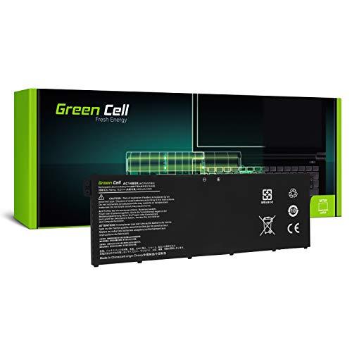 Green Cell® AC14B3K AC14B8K Laptop Akku für Acer Aspire E15 ES1-512 E17 E5-771...