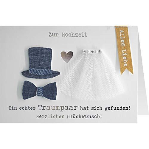 Sheepworld, Gruss und Co. - 90778 - Klappkarte, mit Umschlag, Jeans, Nr. 46 Zur...
