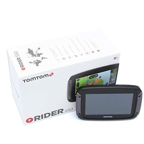 TomTom Rider 550 Navigationsgerät für Motorrad