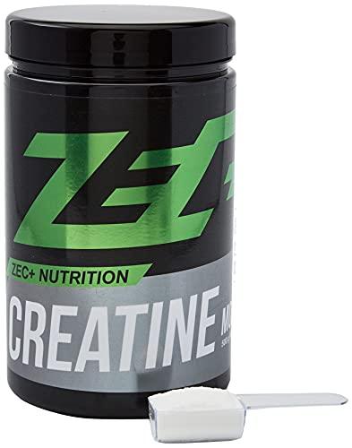ZEC+ Creatine Monohydrat Pulver – 500 g reines Creatin, zur Erhöhung der...