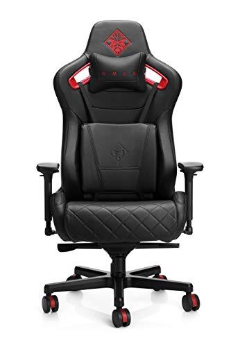OMEN Citadel Gaming Stuhl (Bürostuhl, Schreibtischstuhl, höhenverstellbar,...