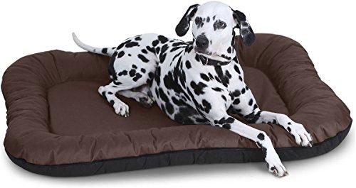 Knuffelwuff Hundebett Lucky In und Outdoor Hundekissen Hundesofa Hundekörbchen...