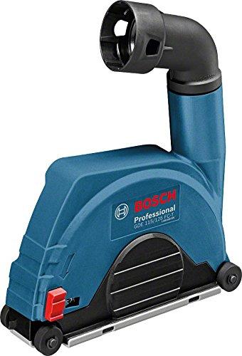Bosch Professional Absaughaube GDE 115/125 FC-T (für 115 mm Trennscheiben-Ø,...