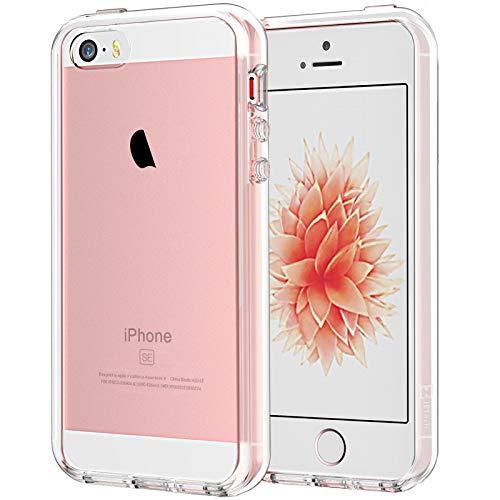 JETech Hülle Kompatibel iPhone SE 2016 (Nicht kompatibel mit dem 2020), iPhone...