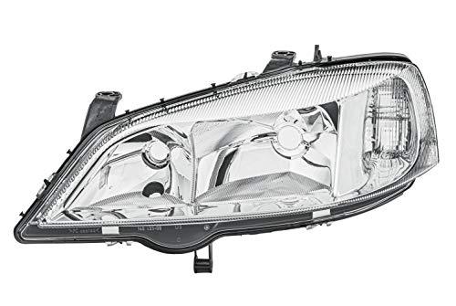 HELLA 1EG 007 640-311 Halogen-Hauptscheinwerfer - links - für u.a. Opel Astra G...