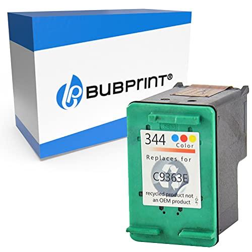 Bubprint Kompatibel Druckerpatrone als Ersatz für HP 344 HP344 für Deskjet...